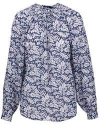 Polo Ralph Lauren Ls Dnvr Tp Long Sleeve - Blauw