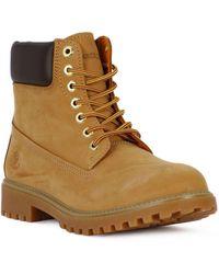 Lumberjack M0001 Ankle Boots Naranja