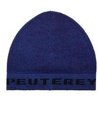 Peuterey Written HAT - Bleu