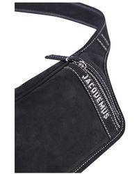Jacquemus La Banane belt bag - Noir