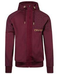 Cruyff Hoodie - Rood