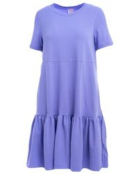 Sun 68 Dress - Violet