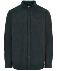 Anerkjendt Overhemd 9520024 Aklouis - Groen