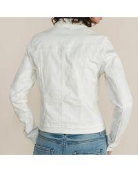 summum woman Jacket Blanco