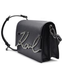 Karl Lagerfeld Borse Negro