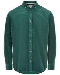 Anerkjendt Overhemd 9520005 Akkonrad - Groen