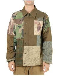 Maharishi Jacket - Vert