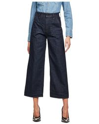 G-Star RAW Eyevi High Large Jeans - Bleu
