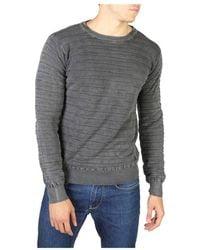 Yes-Zee Sweater - 0349_M881_Zg00 - Grigio