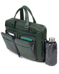 Piquadro Borse organizer portatutto Ca2849B2S/Ve Verde