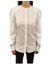 Givenchy Bluse - Blanco