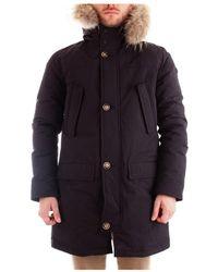 AT.P.CO A193nerone301nc005 Coat Men Black - Zwart