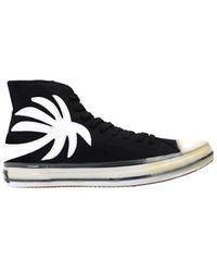 Palm Angels - Hoge Sneakers - Lyst