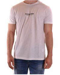 Dondup T-shirt - Wit