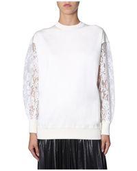 Givenchy Oversize Fit Overhemd - Wit