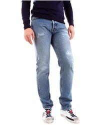 Mauro Grifoni Gh142008/91/M23R Jeans - Blu