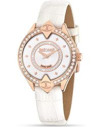 Just Cavalli Time Watches R7251590502 - Wit