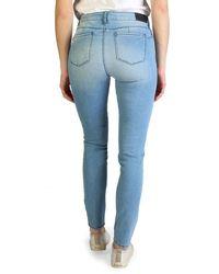 Armani Exchange Jeans 3Zyj69_Y2Csz Azul