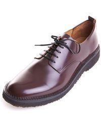 Kiton Business shoes Marrón