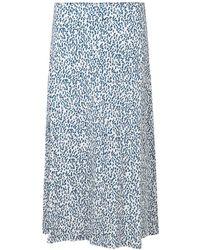 Munthe Flora Skirt - Blau