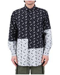 Engineered Garments Shirt - Zwart
