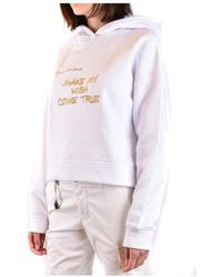 Giada Benincasa Hoodie - Blanc