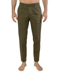 BRIGLIA Trousers - Grün