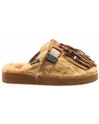 Alanui Wo shoes closed lwic 001f21lea 002 - Marrón