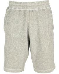 Helmut Lang Shorts L04Hm201F - Gris