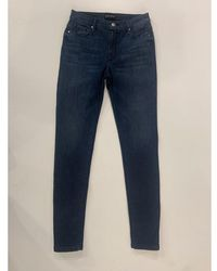 Black Orchid Jeans jude mid rise skinny - Azul