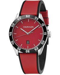 Calvin Klein Watch K9r31cup - Rood