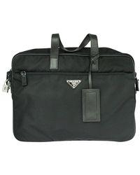 Prada Messenger Bag - Zwart