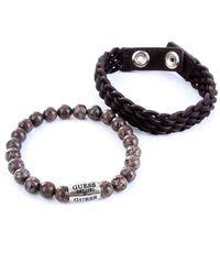 Guess Bracelets - Marron