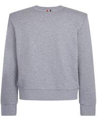 Thom Browne Sweatshirt Gris