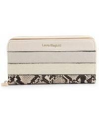 Laura Biagiotti Wallet Perrier_505-67 - Neutro