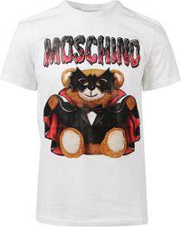 Moschino T-shirt - Wit