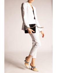 Michael Kors Blazer avec poches - Blanc