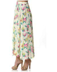 Jucca Skirt Amarillo
