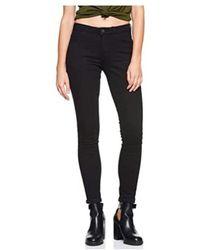 Wrangler Trousers W28Klx023 - Noir