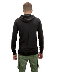 Rick Owens Pull hoodies Negro