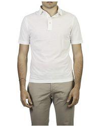 Lardini Polo Shirt - Wit
