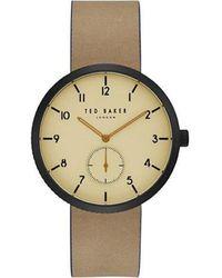 Ted Baker Watch - Naturel