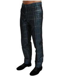 Dolce & Gabbana Trousers Azul