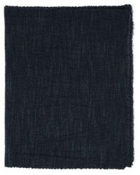 Faliero Sarti Garzy scarf - Bleu