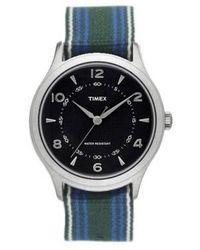 TIMEX ARCHIVE Watch - Tw2T97200Lg - Blau