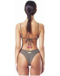 4giveness Bikini TOP Fgbw0745-200 Rosa