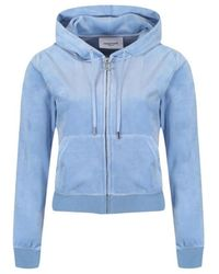 Juicy Couture Robertson Classic Sweatshirt - Blauw