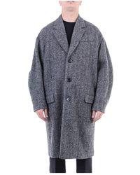Isabel Marant Coat Ma039118a006h - Grijs
