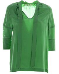 Diane von Furstenberg Blouse - Verde