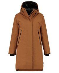 KRAKATAU Winter Coat 120200023-9 - Orange